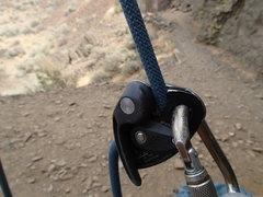 Rock Climbing Photo: Jam 2