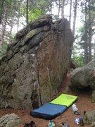 Rock Climbing Photo: Perfect summer day