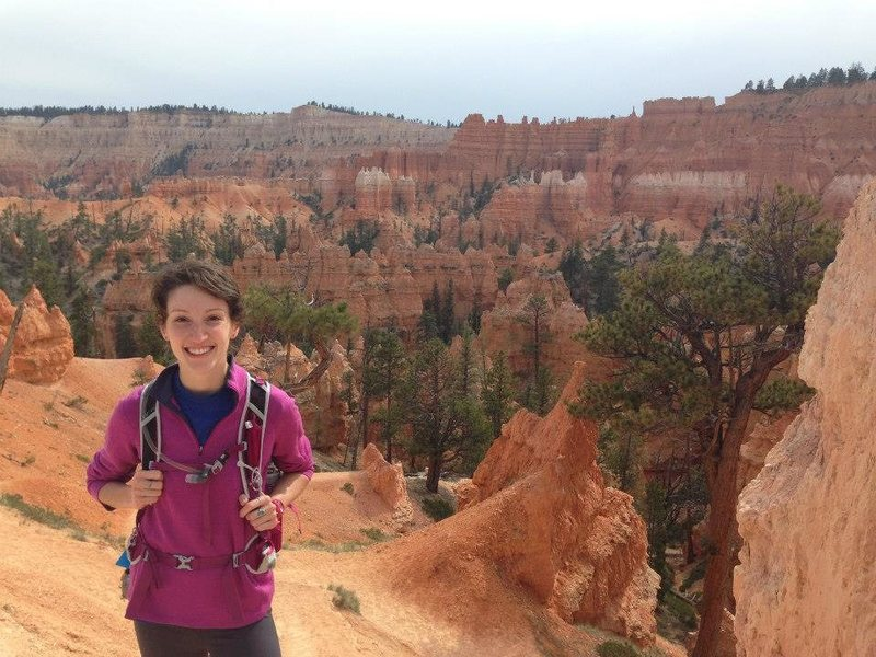 Bryce Canyon, May 2014