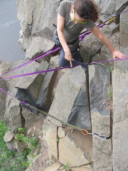 Rock Climbing Photo: 20Jul14