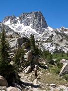 Rock Climbing Photo: View of The Juggernaut