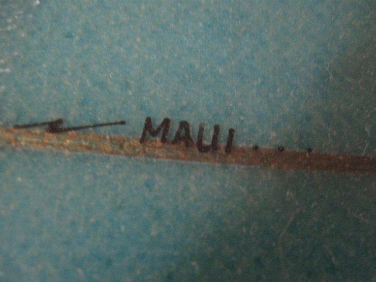 Bolt Maui
