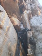Rock Climbing Photo: Walking on the Moon (18?)