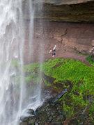 Rock Climbing Photo: Ruff Wear Doubleback