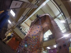 Rock Climbing Photo: Gym