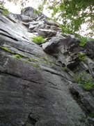Rock Climbing Photo: Pressure Drop
