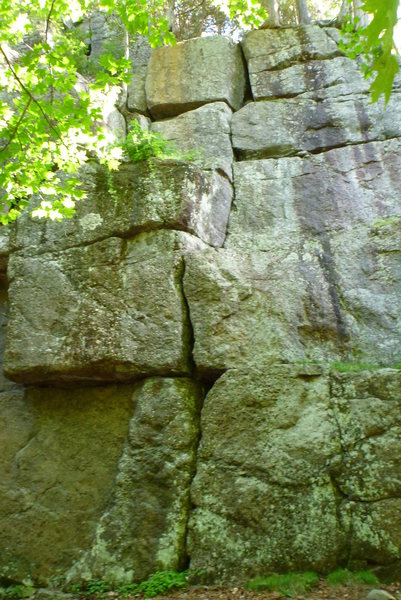 Rock Climbing Photo: Andromede