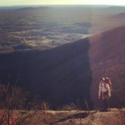Rock Climbing Photo: right near the LZ