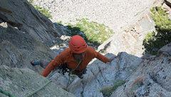 Rock Climbing Photo: Coming up P1 - photo: Kai L