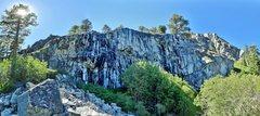 Rock Climbing Photo: Mayhem