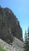 Rock Climbing Photo: Took the tram to the top and hiked Summit Trail ~1...