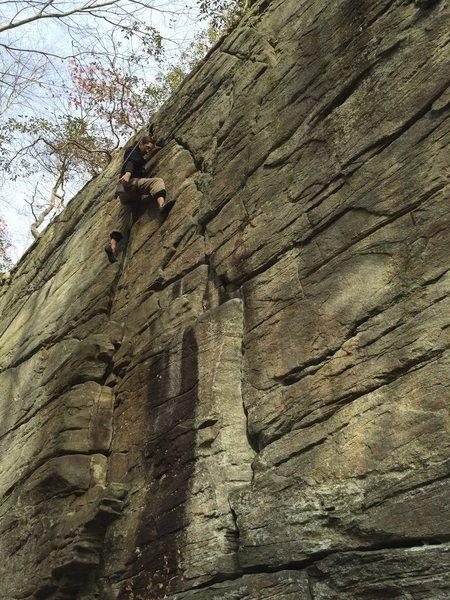 Rock Climbing Photo: Chatfield