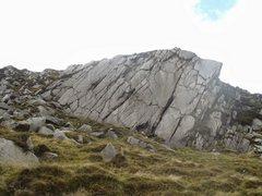 Rock Climbing Photo: Forest View Buttress