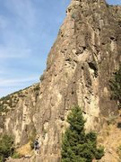 Rock Climbing Photo: Serotonin