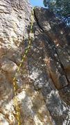 Rock Climbing Photo: Mandatory Doug Testing