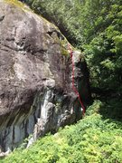 Rock Climbing Photo: Hatzic Right