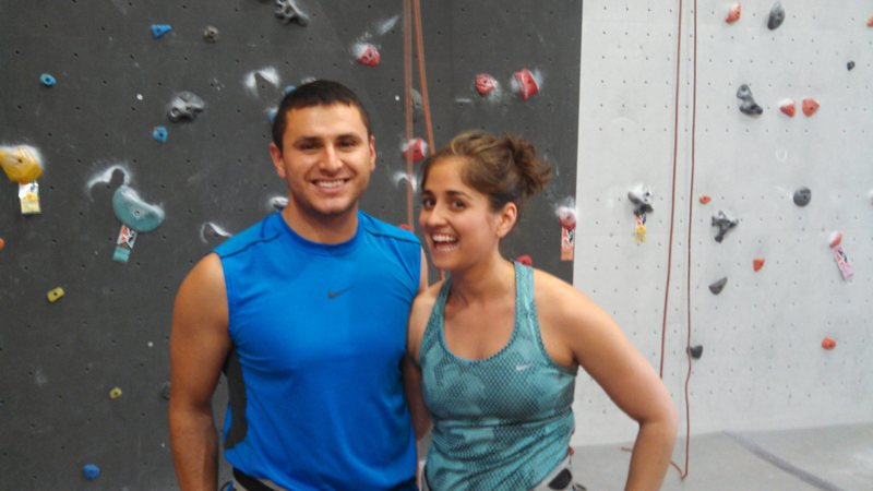 Rock Climbing Photo: Another day at the gym.