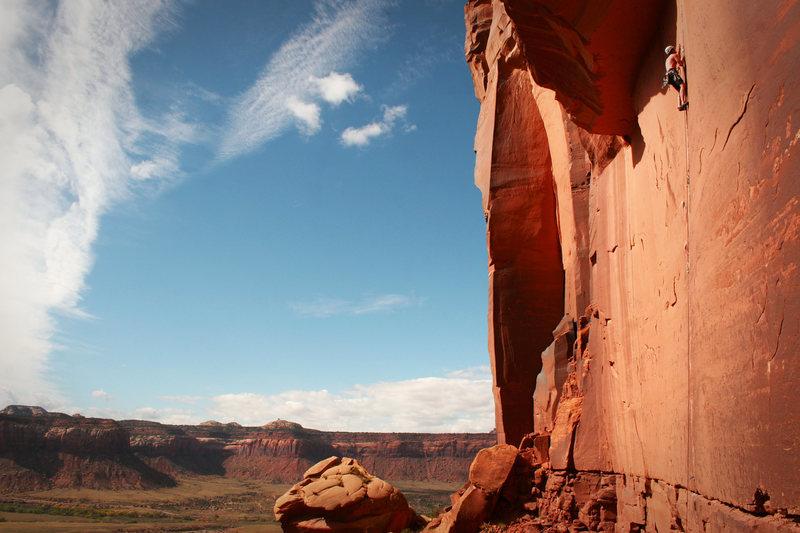 Rock Climbing Photo: Photo by Patrick Callahan