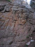 Rock Climbing Photo: Right TR