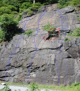 Rock Climbing Photo: Demon