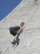 Rock Climbing Photo: Alley Welsh on Gulity....