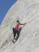 Rock Climbing Photo: A.A. on Guilty