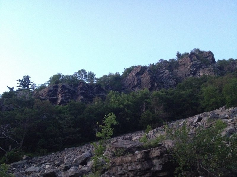 Rock Climbing Photo: Not as loose as you've heard