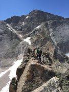 Rock Climbing Photo: Spearhead