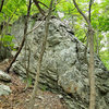 Outlying Area - East outcrops