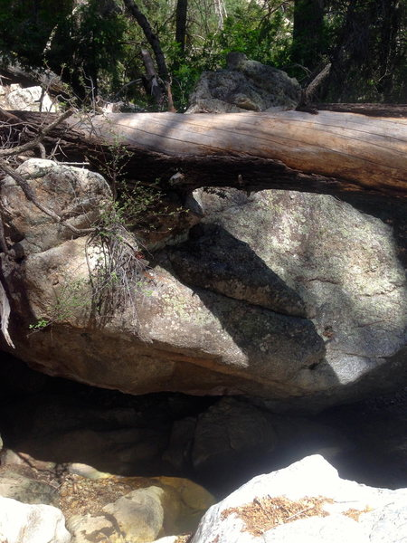 Rock Climbing Photo: CR