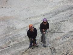 Rock Climbing Photo: Tuolumne Meadows with John and Di. July 2014.