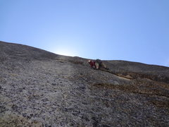Rock Climbing Photo: Tuolumne Meadows with John and Di. July 2014.