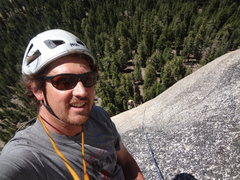 Rock Climbing Photo: Tuolumne Meadows Great Pumpkin with John and Di. J...