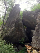 Rock Climbing Photo: Joe's