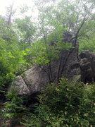Rock Climbing Photo: Slab of Joe's A-Frame