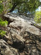 "Rock Climbing Photo: The currently clean and inviting line of ""Le ..."