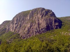 Rock Climbing Photo: Photo prise du stationnement