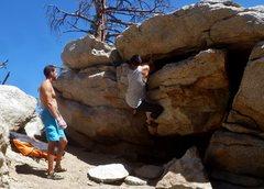 Rock Climbing Photo: Chris Renteria