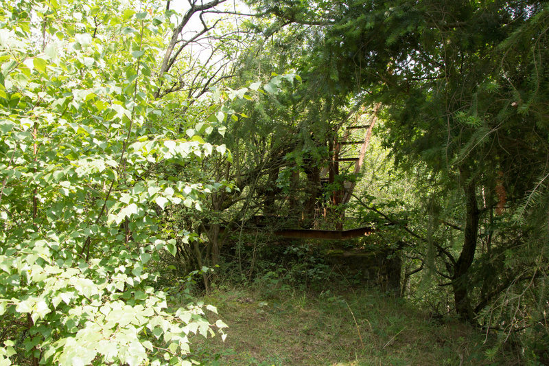 Crane Deck