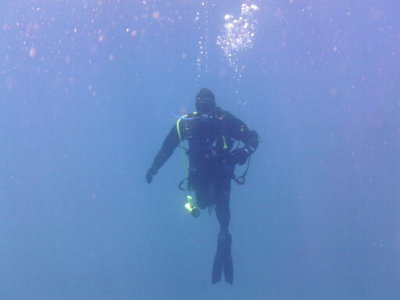 Breathe under water!