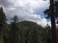 Rock Climbing Photo: Sugarlump, Big Bear South