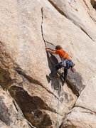 Rock Climbing Photo: This is such a fun move. It's only 5.7!