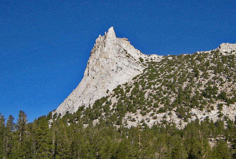 Cathedral Peak from east