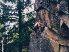 "Rock Climbing Photo: Brian Estey on ""The Culmination of My Life's ..."