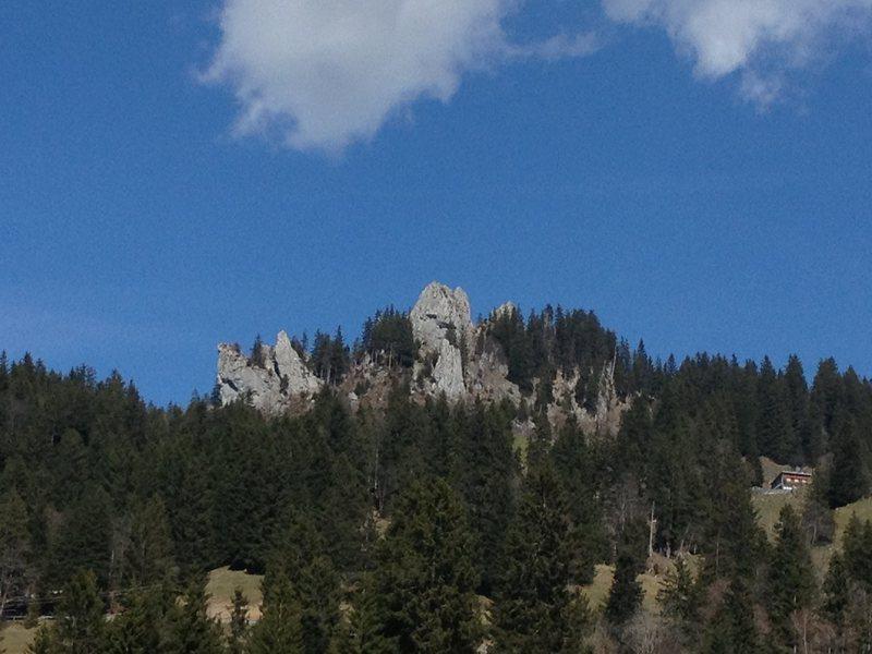 Rock Climbing Photo: Ibergeregg - Chli Schijen