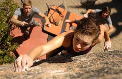 Rock Climbing Photo: Donner Summit, CA