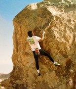 Rock Climbing Photo: Dynamo Hum  Mike Fogarty Collection