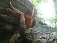 Rock Climbing Photo: Swingers