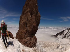 Rock Climbing Photo: Thumb Rock