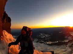 Rock Climbing Photo: Mr. Flowe